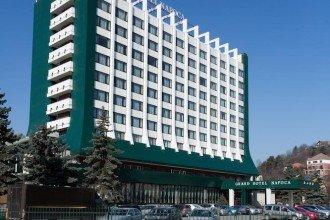 Overview Grand Hotel Napoca