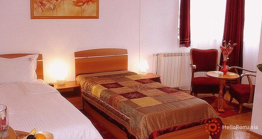 Vedere de ansamblu Villa - Hotel Escala Cluj-Napoca