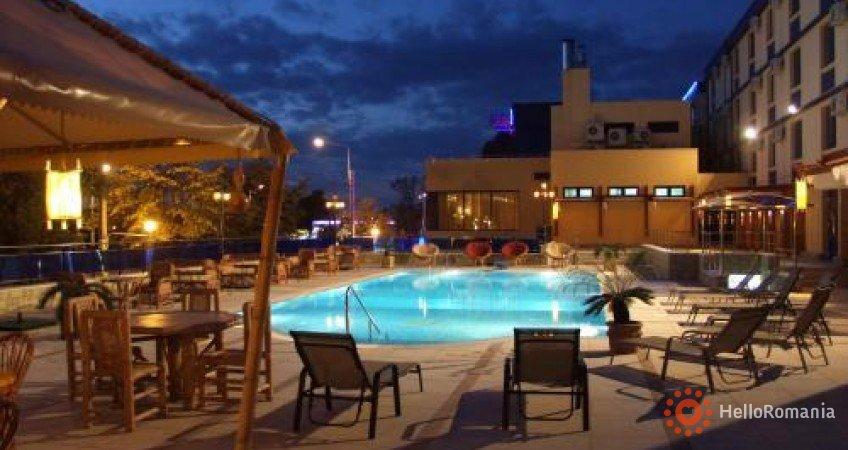 Vedere de ansamblu Hotel Bulevard Constanta