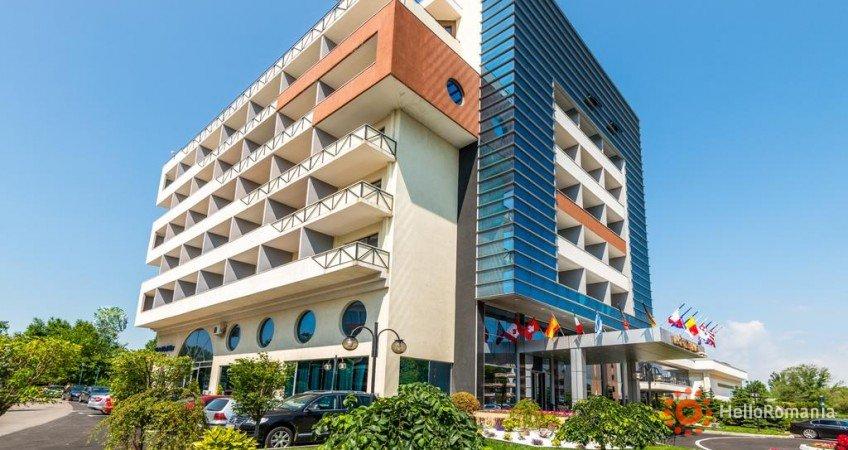 Vedere de ansamblu Hotel Del Mar & Conference Center
