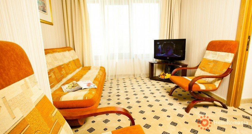 Vedere de ansamblu Hotel G G Gociman