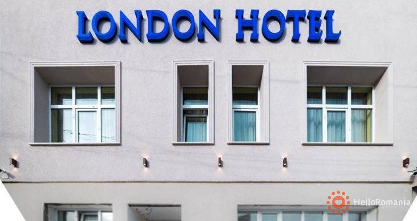 Vedere de ansamblu Hotel London Constanța