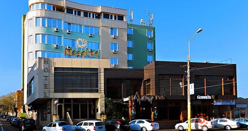 Imagine Hotel Megalos