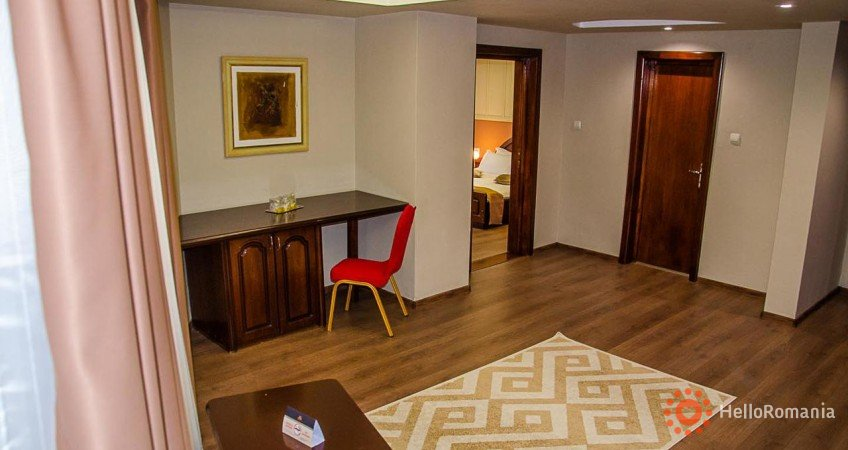 Vedere de ansamblu HOTEL NEW ROYAL 4*