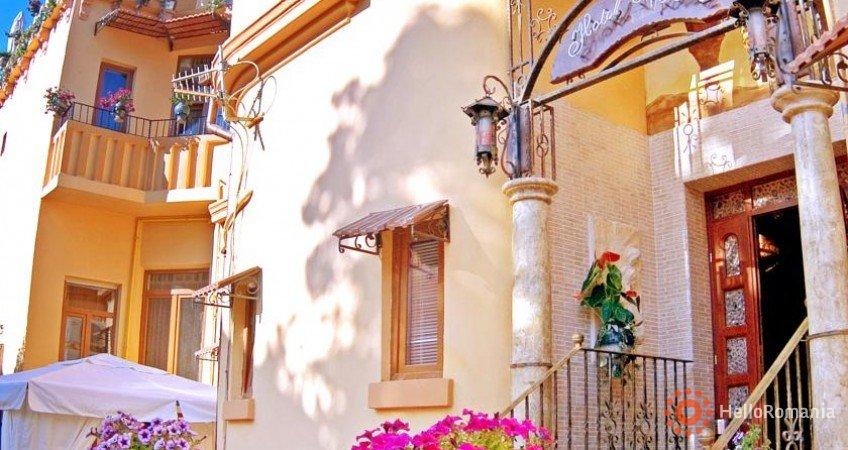 Vedere de ansamblu Hotel Voila Constanta