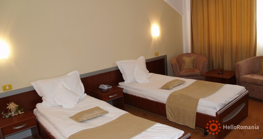 Vedere de ansamblu Hotel Stefania Costinesti