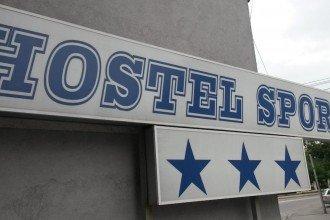 Vedere de ansamblu Hostel Sport