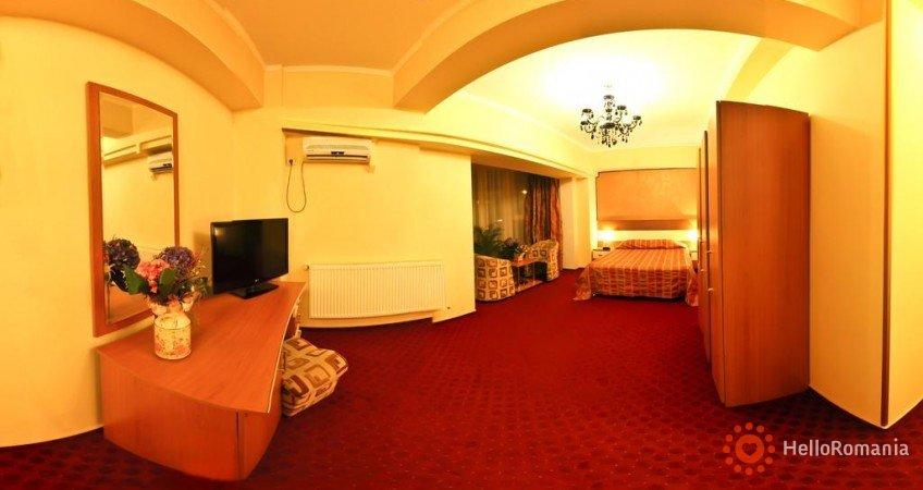 Vedere de ansamblu Hotel Andres Craiova