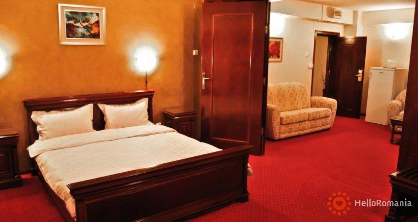 Vedere de ansamblu Hotel Bavaria