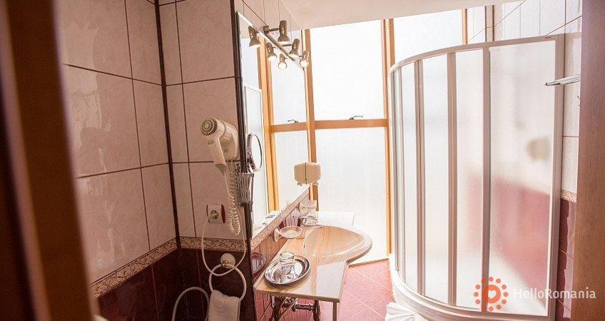Vedere de ansamblu Hotel Helin Calea Bucuresti