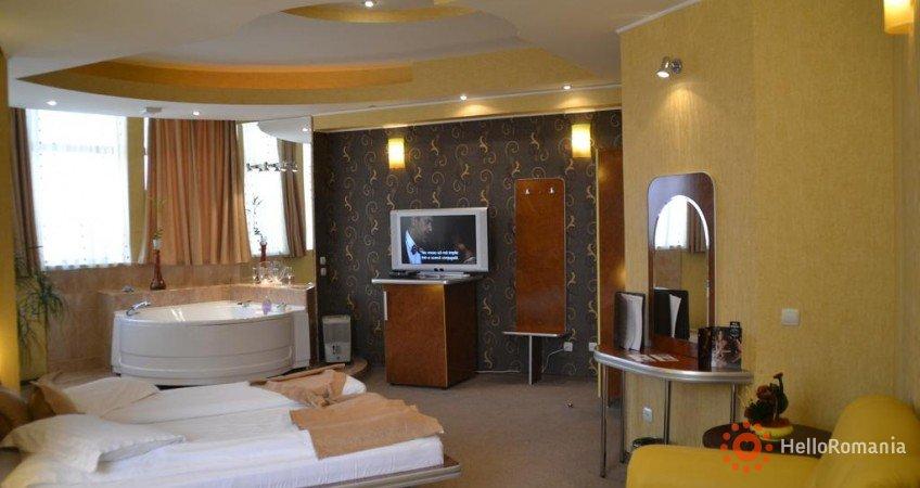 Vedere de ansamblu Hotel Helin Calea Bucuresti Craiova