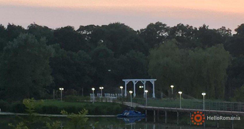 Vedere de ansamblu Hotel Plaza Lake