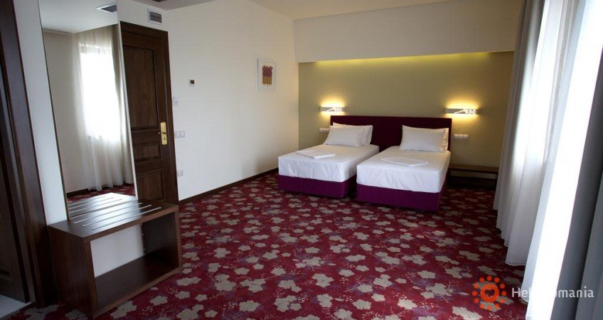 Vedere de ansamblu Hotel Relax