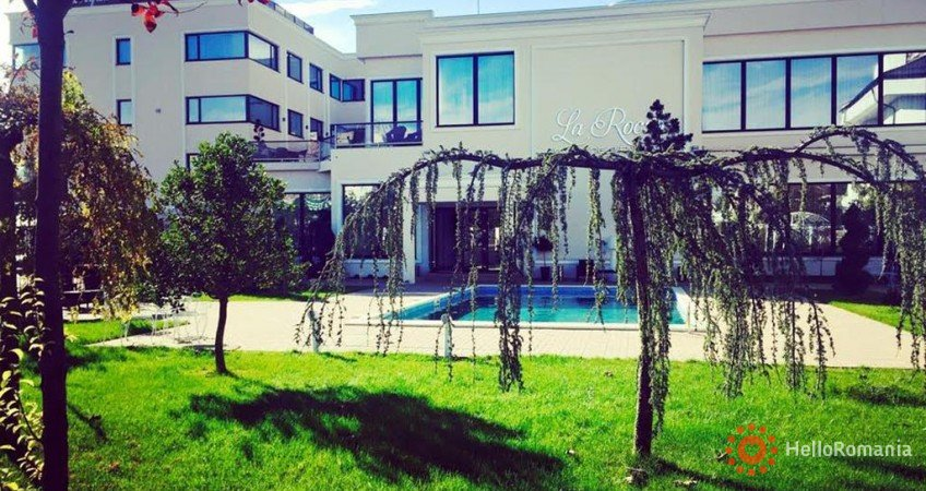 Imagine La Rocca Boutique Hotel