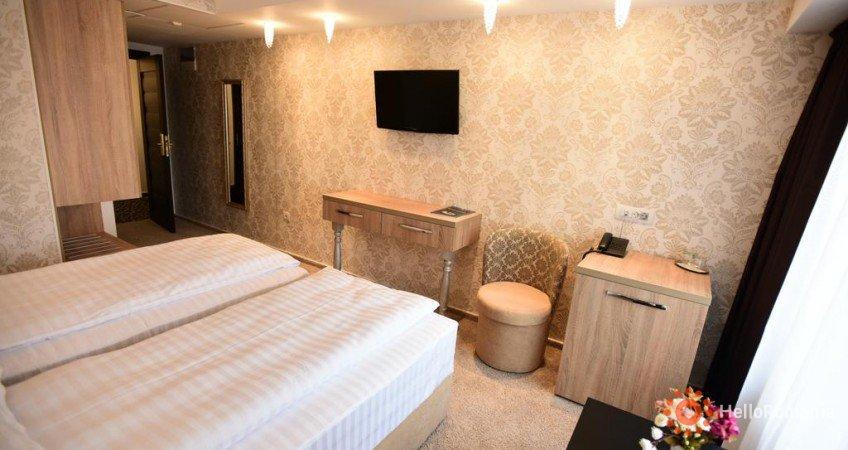 Vedere de ansamblu La Rocca Boutique Hotel Craiova