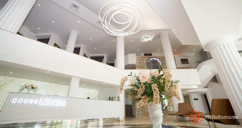Cazare Lebada Luxury Resort & Spa Crișan