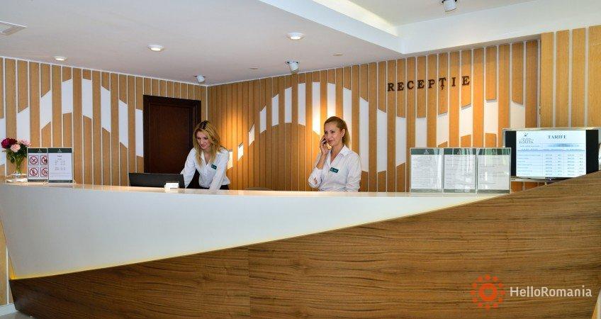 Vedere de ansamblu New Hotel Egreta Dunavatu de Jos