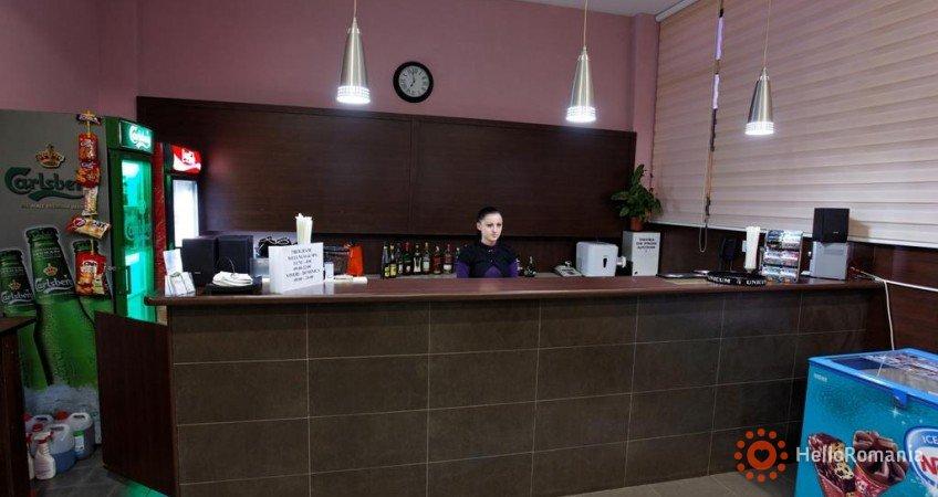 Vedere de ansamblu Complex Hotelier Wellness & Spa Perla