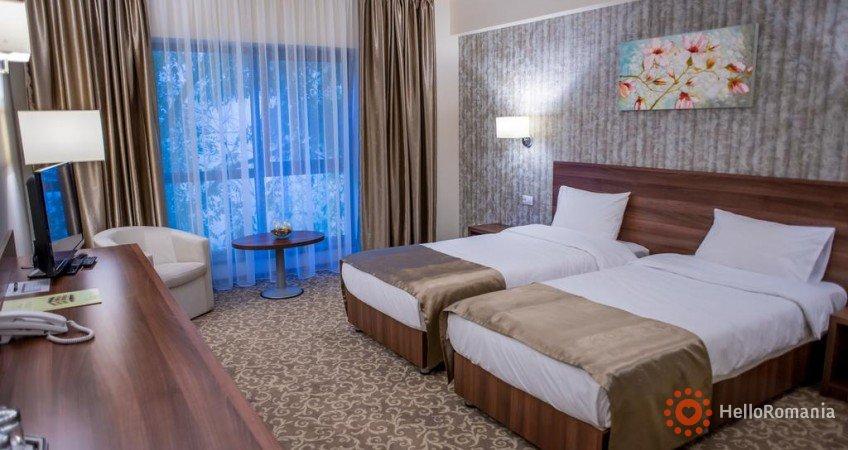 Vedere de ansamblu Hotel Arnia