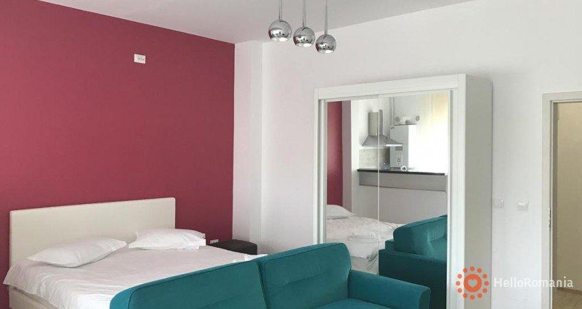 Cazare Metropolitan Iassium Luxury Apartments Iași