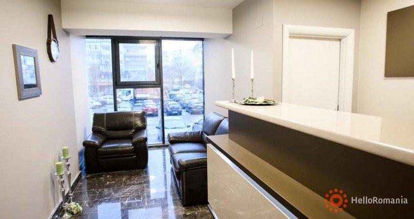 Vedere de ansamblu Metropolitan Iassium Luxury Apartments
