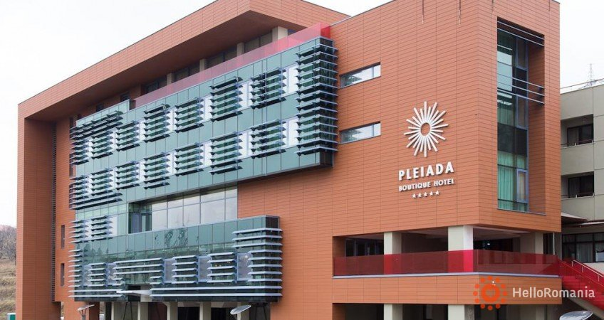 Galerie Pleiada Boutique Hotel