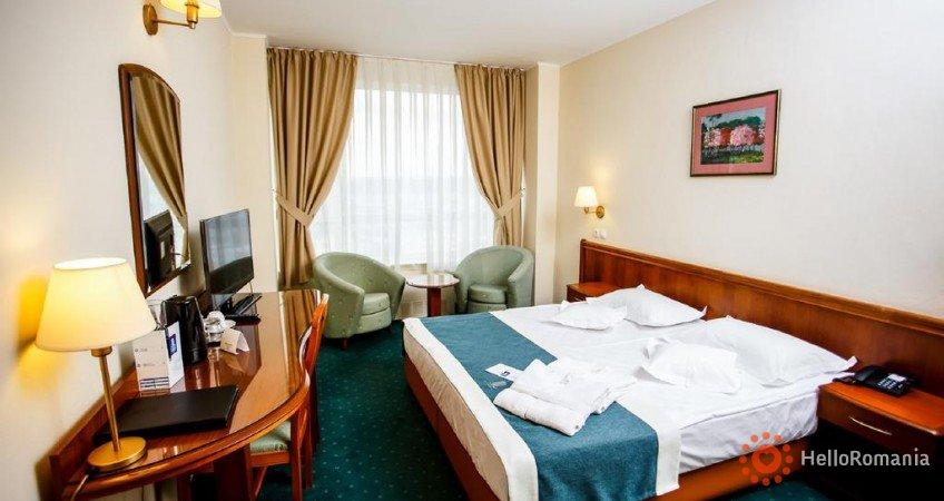 Vedere de ansamblu Unirea Hotel & Spa