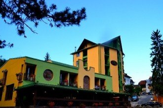 Imagine Hotel Stogu Livadia