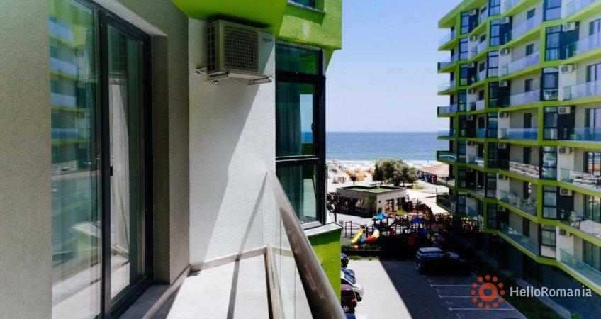 Vedere de ansamblu Alezzi Beach Resort