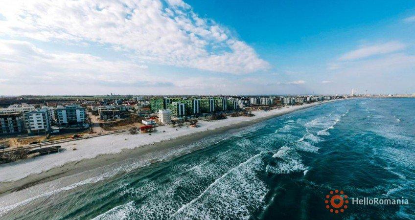Vedere de ansamblu Alezzi Beach