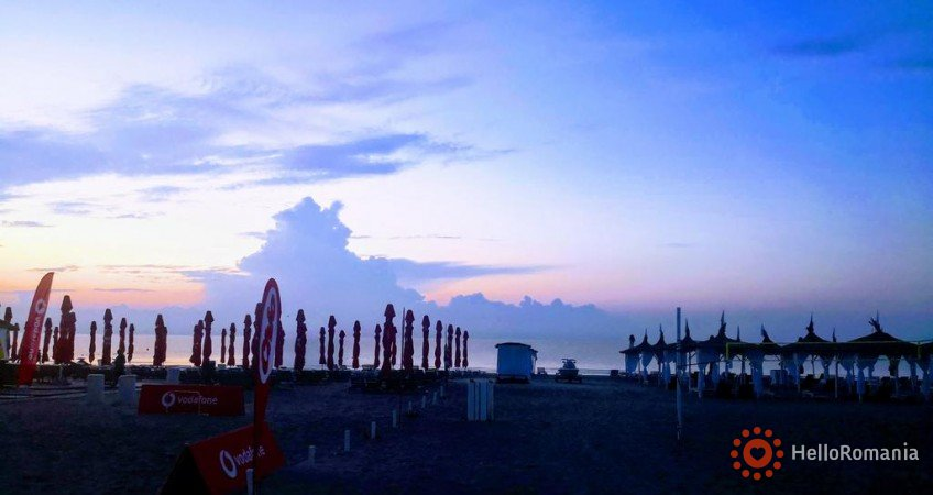 Vedere de ansamblu Tohanis Beach Mamaia Nord Mamaia-Sat