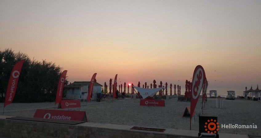 Vedere de ansamblu Tohanis Beach Mamaia Nord