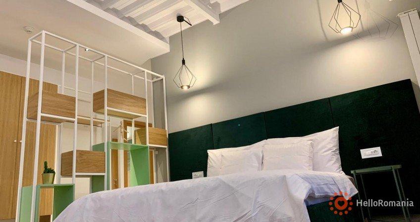 Vedere de ansamblu ApartHotel RIVA MAMAIA  4*