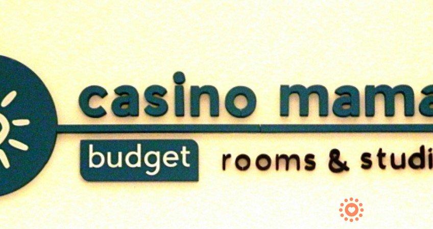 Vedere de ansamblu Casino Nord Mamaia