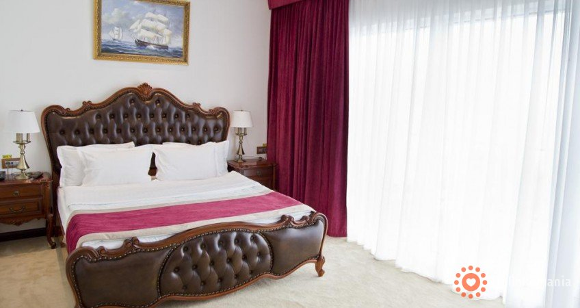 Vedere de ansamblu Hotel Bavaria Blu****