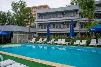 Vedere de ansamblu Hotel Caraiman
