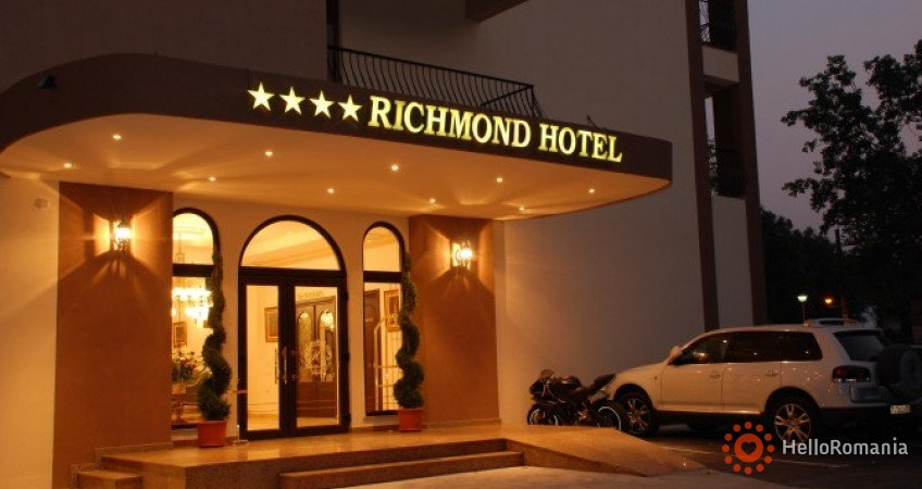 Vedere de ansamblu Hotel Richmond