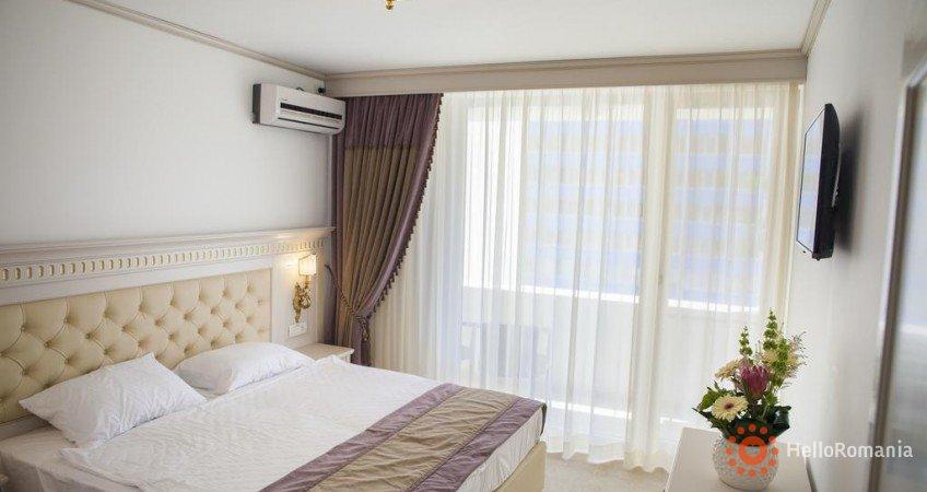 Vedere de ansamblu Hotel Sulina International Mamaia