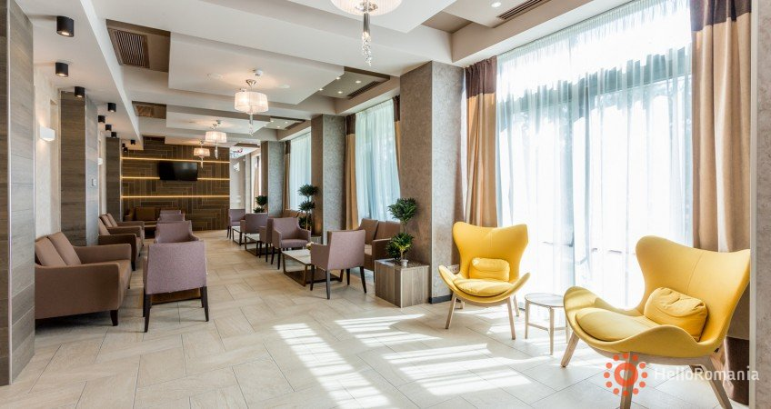 Vedere de ansamblu New Splendid Hotel & Spa - Adults Only (+16) Mamaia