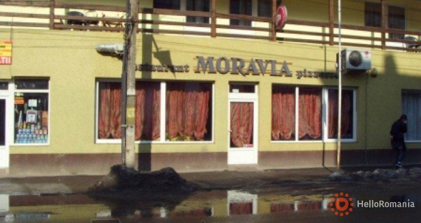 Vedere de ansamblu Moravia Năsăud