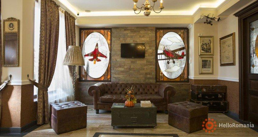 Cazare Hotel Aviator Boutique Otopeni