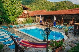 Vedere de ansamblu Casa Dives - Transylvania