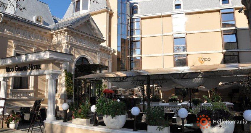 Cazare Vigo Grand Hotel