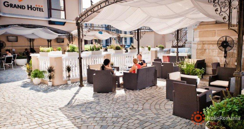 Vedere de ansamblu Vigo Grand Hotel