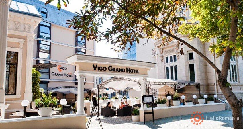 Foto Vigo Grand Hotel