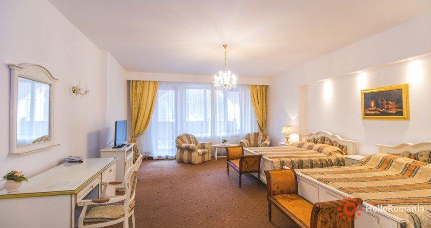 Cazare Hotel Aurelius Imparatul Romanilor Poiana Brasov