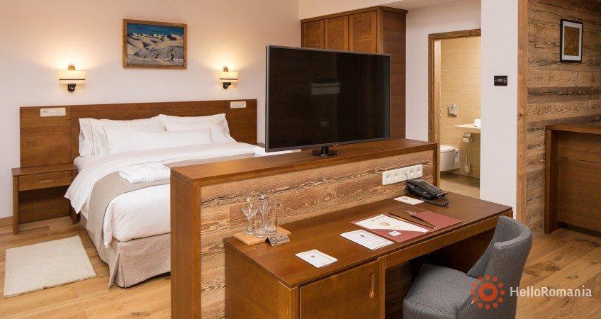 Foto Teleferic Grand Hotel Poiana Brasov