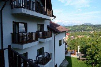 Accommodation Vila Transylvanian Inn Predelut