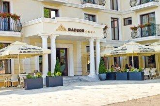 Foto Hotel Radsor Râșnov