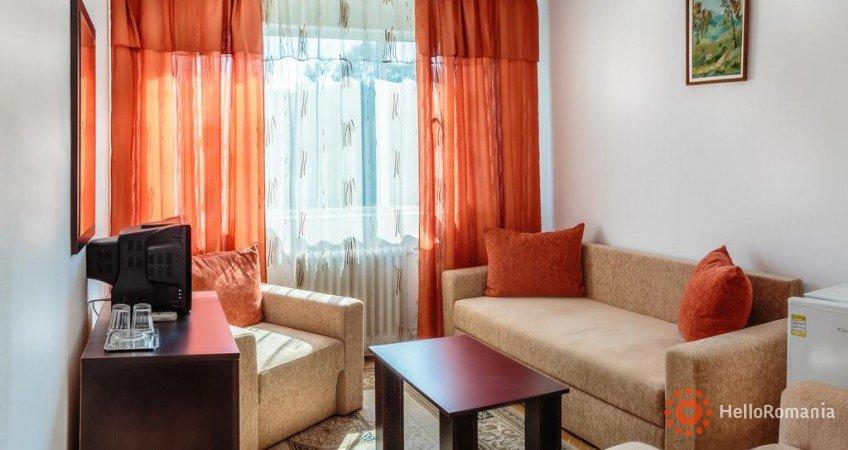 Vedere de ansamblu Hotel Hebe Sângeorz-Băi